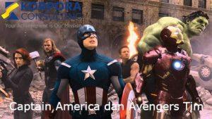 leadership captain america