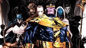 leadership dari Thanos