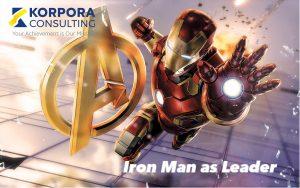 leadership Iron Man