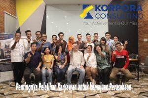 Karyawan untuk kemajuan Perusahaan
